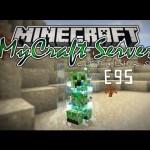 [Fir4sGamer] MyCraft S2E95 : Super Charged Creeper – الكريبر الخارق المقلوب