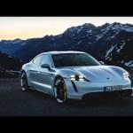 2020 Porsche Taycan Turbo S—First Test