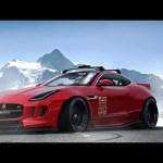 Jaguar F Type Virtual Tuning – Speed art (#Photoshop) | CreativeStation
