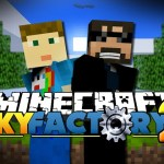 Minecraft SkyFactory 2 – Gangnam Style Tree Twerk? [1]