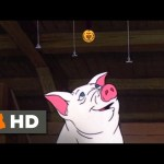 Charlotte's Web (1973) – Charlotte's Daughters Scene (10/10) | Movieclips