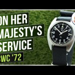 On Her Majesty's Service – CWC Mellor '72