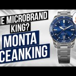 The Microbrand King? Monta Oceanking Review