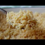 Classic Rice Pilaf – How to Make Perfect Rice