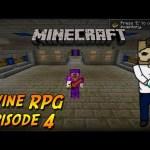 Minecraft Divine RPG Episode 4 – العودة مع التغيرات