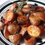 Roasted Red Potatoes – Simple Yet Awesome Roasted Potato Side Dish