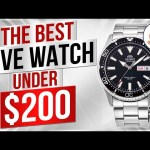 The Best Dive Watch Under $200!