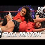 Gail Kim vs Mickie James: FULL MATCH (TNA Final Resolution 2011)   IMPACT Wrestling Full Matches