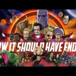How Avengers Infinity War Should Have Ended – Animated Parody