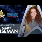 """Mary Wiseman Interview – """"Star Trek: Discovery"""" SDCC Comic Con 2017"""