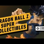 These Dragon Ball Z and Super Figures Are Dangerously Sharp (And Exclusive!) | Comic Con 2020