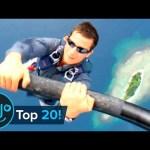 Top 20 Insane Bear Grylls Moments