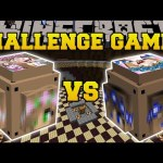 Minecraft: LITTLE KELLY VS LITTLE CARLY CHALLENGE GAMES – Lucky Block Mod – Modded Mini-Game