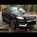 """The 2020 Lincoln Nautilus is America's """"Lexus RX"""" with a Twin-Turbo V6 Engine"""