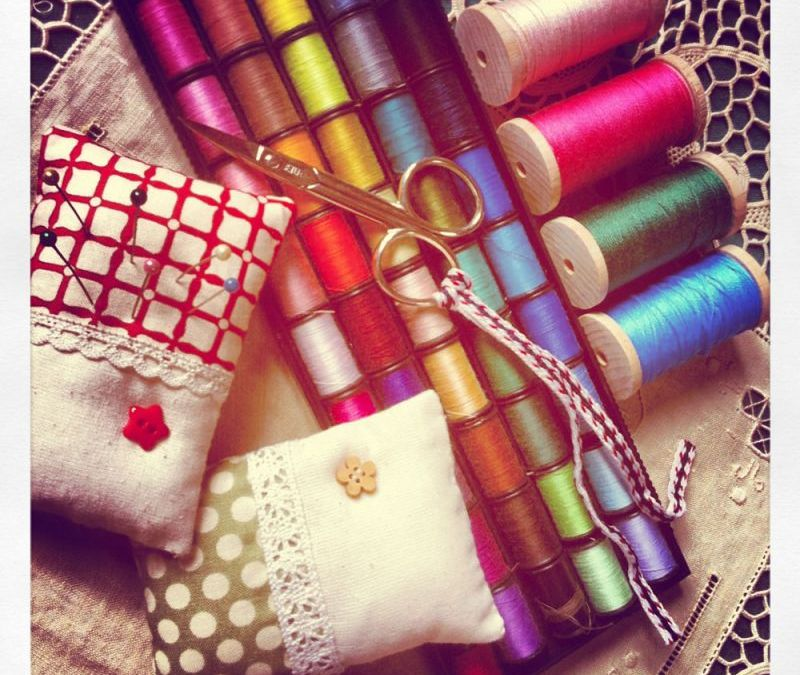 DiY para tu Sewing Party