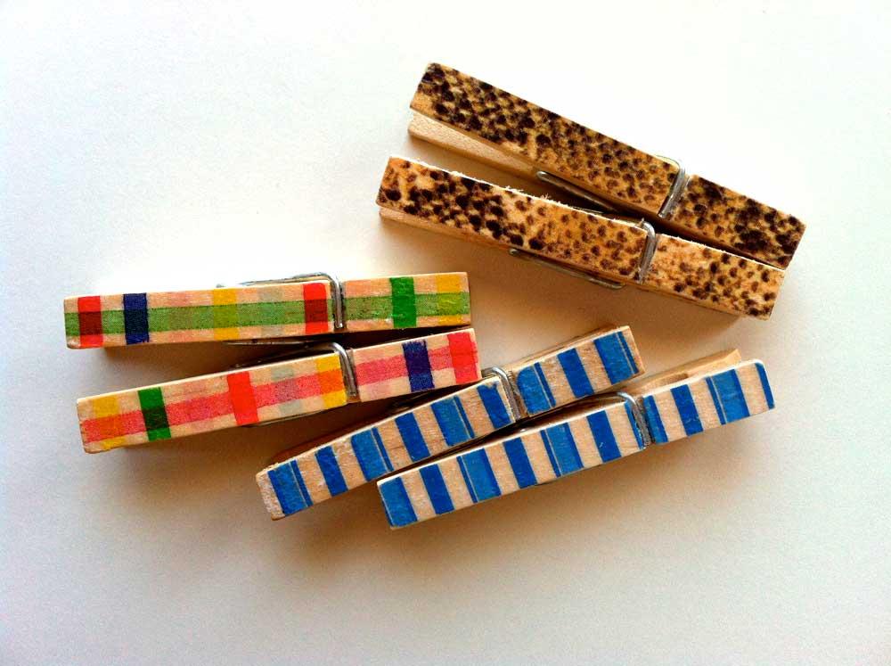 DIY - Pinzas de tender