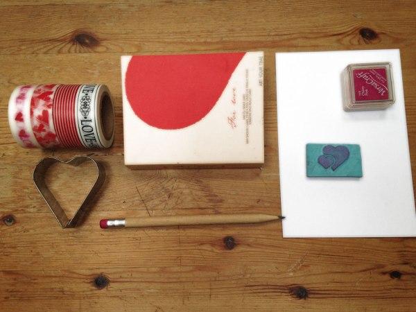 materiales set de cartas