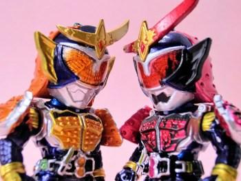 コンバージ仮面ライダー6・鎧武&武神鎧武