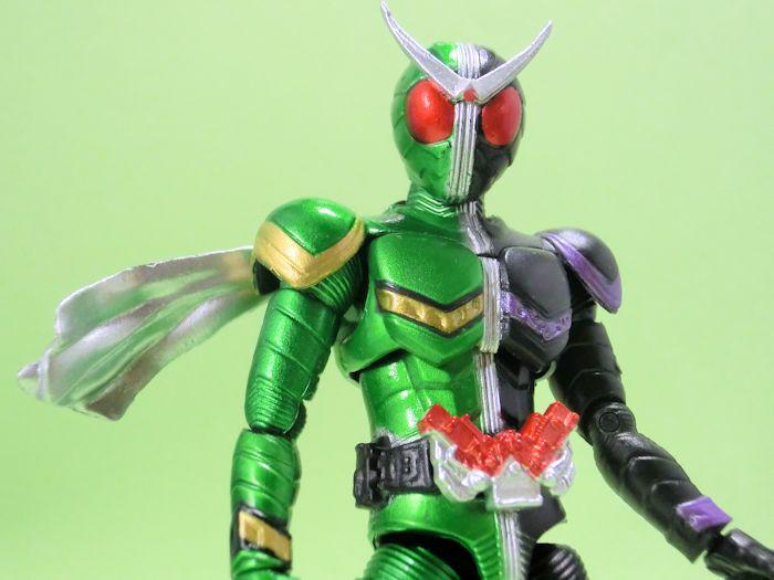 フィギュアの仮面ライダーW