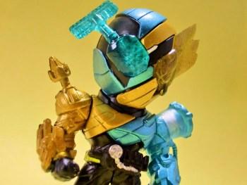 REMIX RIDERS02・仮面ライダービルド ライオンクリーナーフォーム