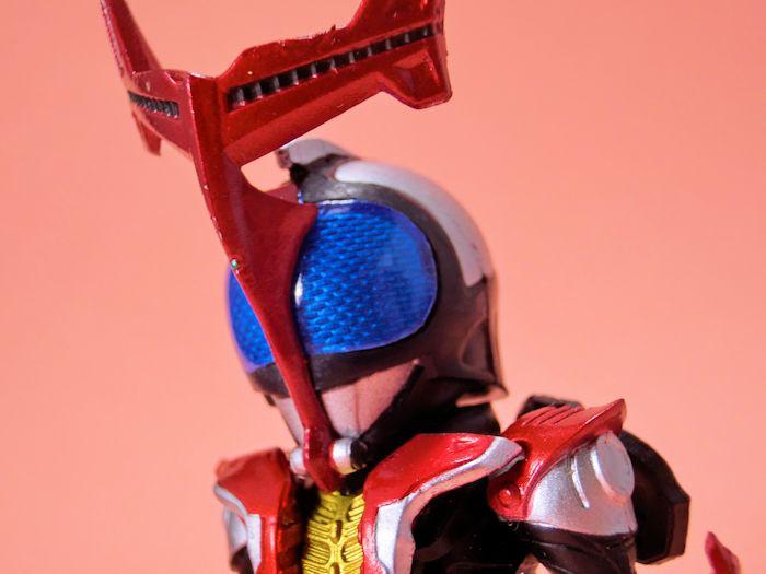 コンバージ仮面ライダー11・仮面ライダーカブト・ハイパーフォーム(ハイパークロックアップモード)