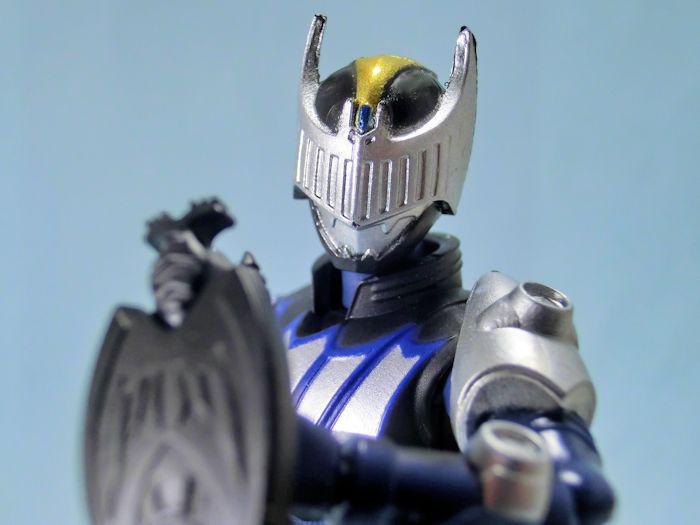 SHODO-X仮面ライダー4・仮面ライダーナイト
