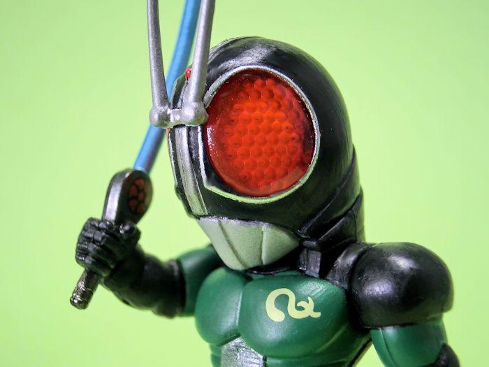 コンバージ仮面ライダー14・仮面ライダーBlack RX