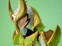 コンバージ仮面ライダー15・仮面ライダー斬月・メロンアームズ