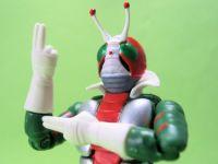 SHODO-X 仮面ライダー7・仮面ライダーV3
