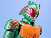 SHODO-X仮面ライダー9・仮面ライダーアマゾンオメガ