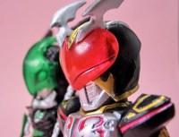 コンバージ仮面ライダー18・仮面ライダーカリス