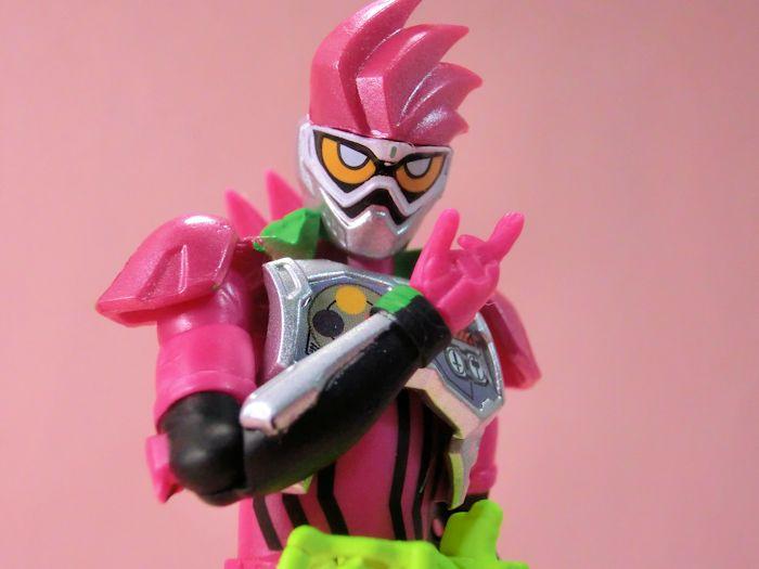 SHODO-X 仮面ライダー11・仮面ライダーエグゼイド アクションゲーマーレベル2