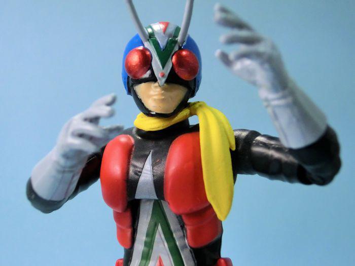 SHODO-X 仮面ライダー11・ライダーマン