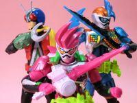 SHODO-X 仮面ライダー11・拡張パーツセット