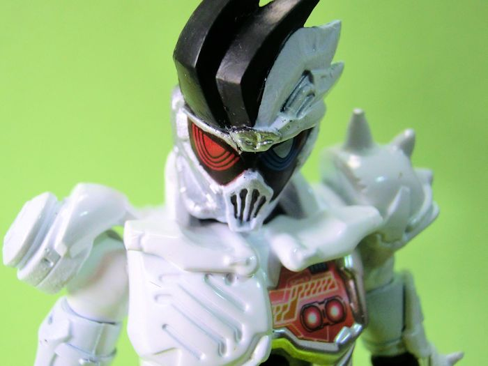 SHODO-O仮面ライダー5・仮面ライダーゲンム・ゾンビアクションゲーマーレベルX-0