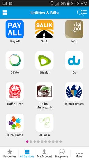 الحياة أسهل في دبي مع تطبيق MDubai