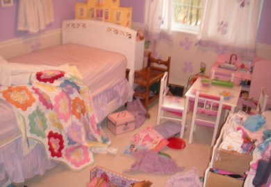 Decorating Ideas For A Little Girls Room5