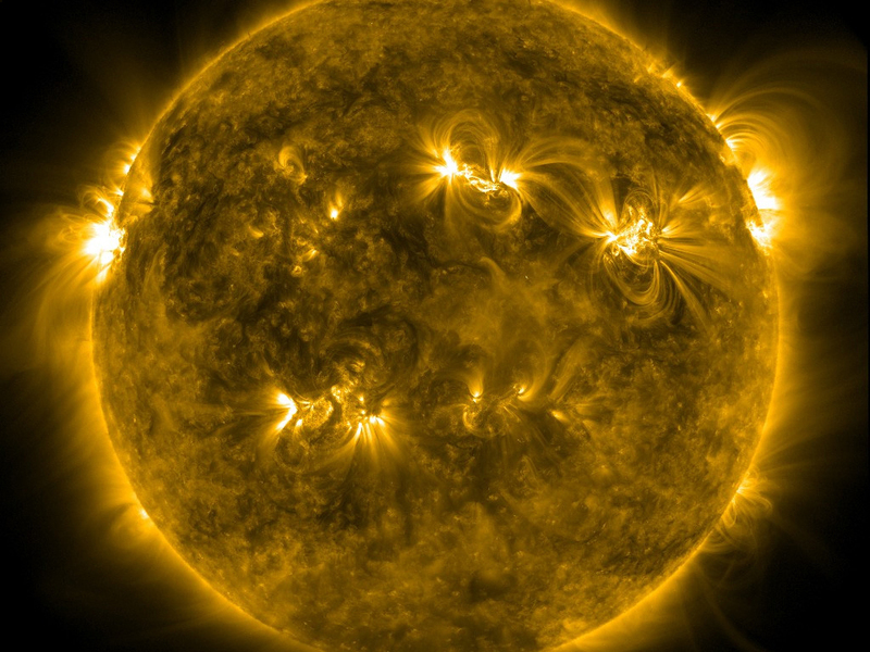 Exploring Imbalances in the Suns Magnetic Flux