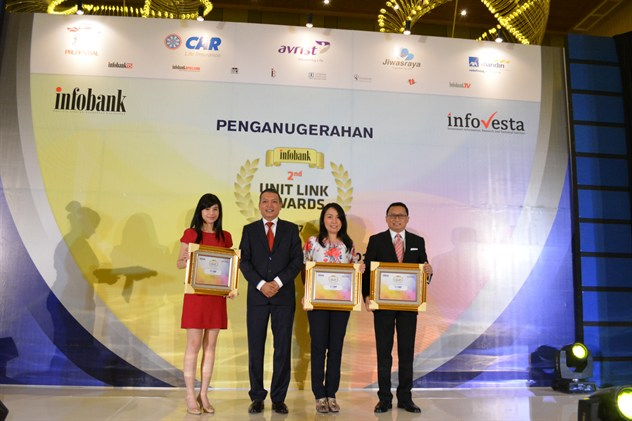 11 PENGHARGAAN INFOBANK UNIT LINK AWARDS 2017