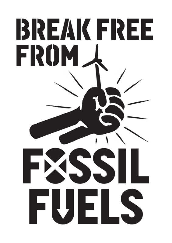May 2016: Break Free from Fossil Fuels