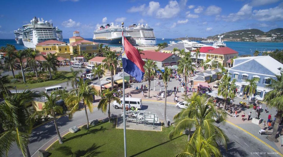 cruise traffic surges in