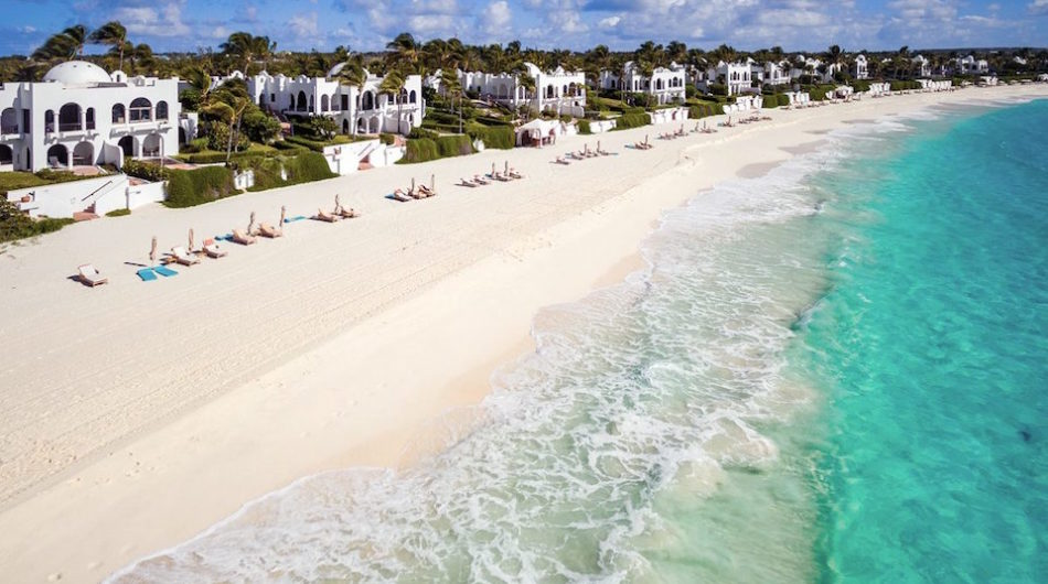 anguilla tourism on track