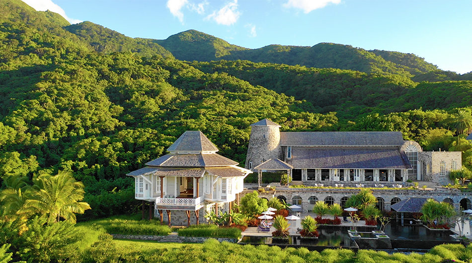st kitts tourism is