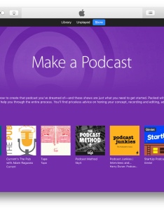 Itunes featured podcast section also how to land your on the top list issue rh convertkit