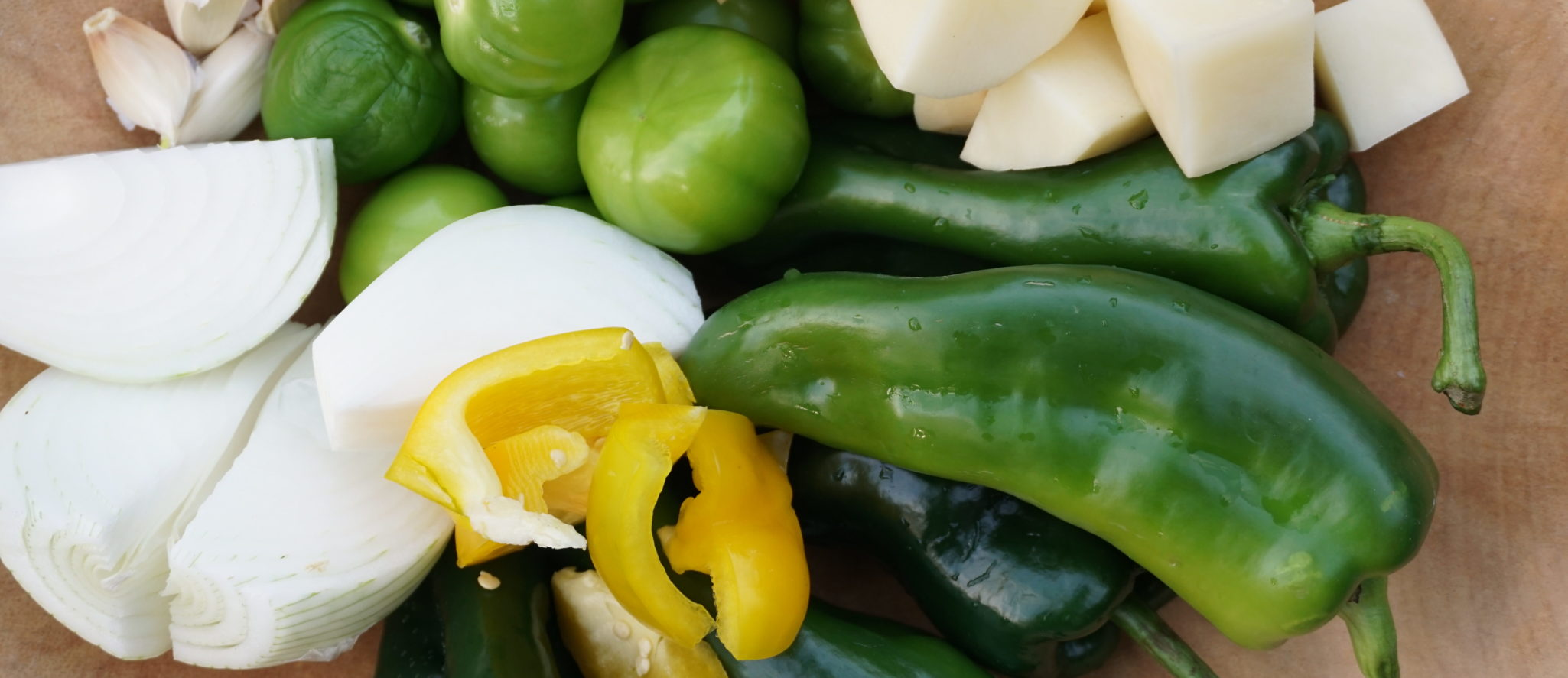 Bourdain, Cinco de Mayo and Chicken Chile Verde