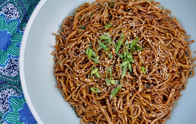 Old Family Secret (Sesame Noodles)