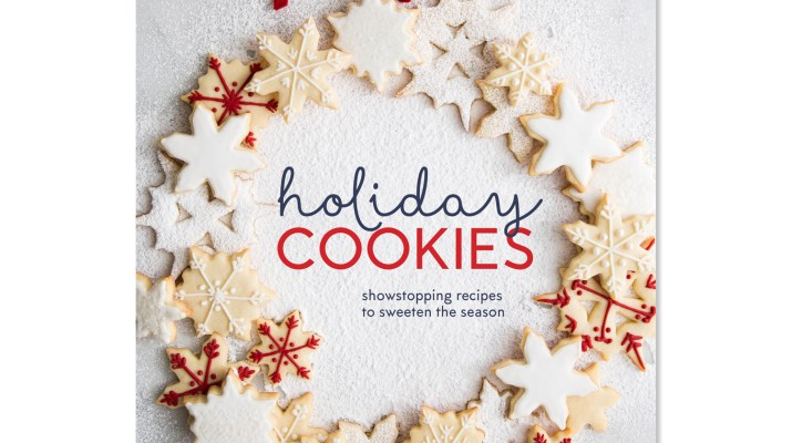 Holiday Cookies, Already?  (Book Review-Holiday Cookies)