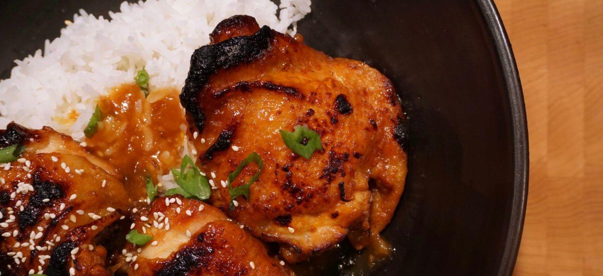 Huli Today Gone To Maui (Instant Pot Huli Huli Chicken)