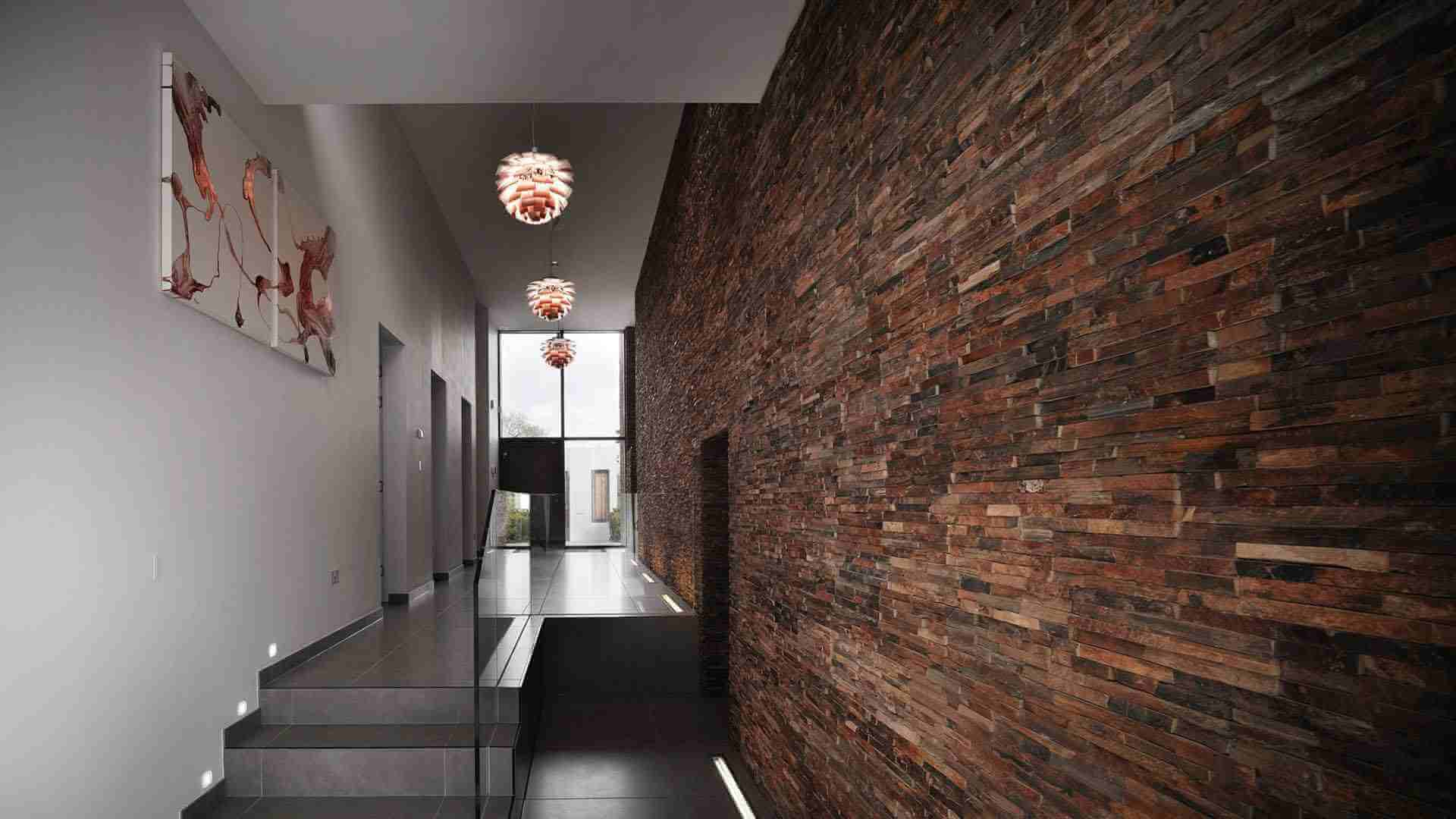 Brick Wall Tiles  rustic and modern designs  TW Thomas