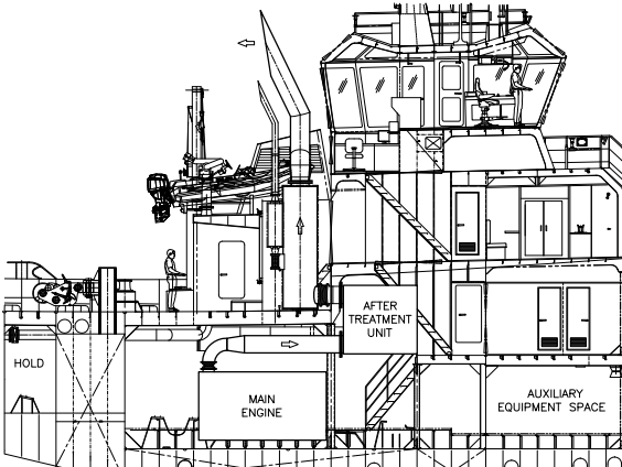 Exhaust Emission Regulations and their Impact on Tugboat